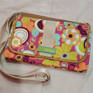 Lily Bloom Handbag flowers